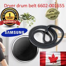 NEW ORIGINAL Samsung dryer belt -  6602-001655 Same-Day Shipping & Fast delivery