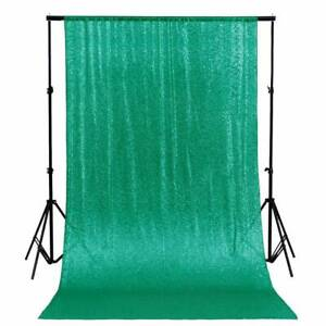 Sequin Backdrop 5x9ft Glitter Backdrop Curtain Studio Photography Backdrop Party