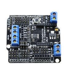 Xbeebluetoothrs485 Srs485apc220 Io Sensor Expansion Shield V5 For Arduino