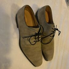 Magnanni  Suede Oxfords Men's Size 8