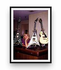 Randy Rhoads 13x19 Poster 3 Guitars Quality Print