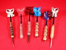 Handy Replacement Lot of 6 Varied Misc Darts / Partial Darts