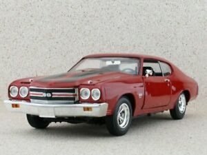 CHEVY Chevelle SS 1970 - Fast & Furious - Johnny Lightning / ERTL 1:18