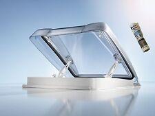 MPK Dachhaube Dachluke Dachfenster Vision Star M pro 4803PW - 40x40 + Dekalin
