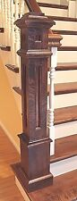 """King Box Newel Post 6 1/2"""" Maple; 10% Off For Large Orders"""