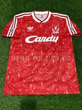 NEW FREE POST Liverpool 3rd Jersey Soccer Shirt extra large xl black BNWT