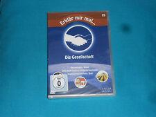 Erklär mir mal... 15 Die Gesellschaft ( DVD ) Neu & OVP