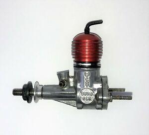 Vintage McCoy Duro Glo 049 Diesel Model Airplane Engine