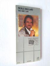 Merle Haggard ~ THE WAY I AM ~ CD 1980 NEW LONGBOX(long box) JAPAN 1ST PRESS.