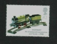 HORNBY MI CLOCKWORK LOCOMOTIVE /TOYS/GB 2003 UM MINT STAMP