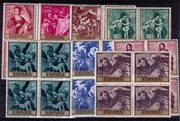 Sellos de ESpaña Año 1969 Pintor Alonso Cano Sellos nuevos**  en bloque de 4