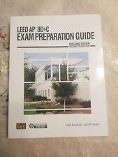 LEED AP BD+C Exam Preparation Guide (V4) (Official USGBC Book) BEST VALUE ONLINE