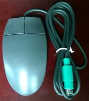 Logitech PS/2 Mouse Black (P/N M-S34) OEM NEW OLD STOCK - last 6 pieces!