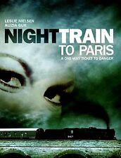 NEW DVD // Night Train to Paris // Leslie Nielsen // 1964 CLASSIC THRILLER //