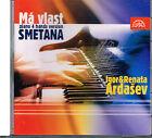 CD album: Smetana: ma vlast. Igor & Renata Ardasev. supraphon. B