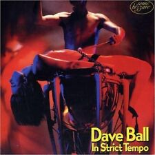 Ball, Dave - In Strict Tempo - Ball, Dave CD SQVG The Cheap Fast Free Post The