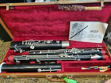 Fox Bassoon, Vintage 1965, Polyproplene