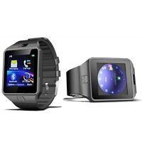 SmartWatch DZ09 Bluetooth Uhr iOS Android Samsung iPhone SIM Smartband Sport Uhr