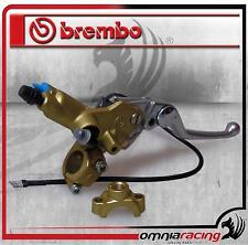 Brembo PSC 15 Gold front brake master cylinder pump tangential axial + switch