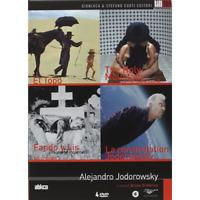 Box *** Collezione ALEJANDRO JODOROWSKY (4 Dvd) *** sigillato