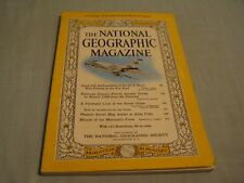 VINTAGE NATIONAL GEOGRAPHIC September 1959 ANCIENT TOMB FRESCOES Soviet Union