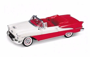 Welly 1:18 1955 Oldsmobile Super 88 (D/Green), #DW19869G