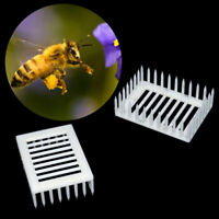 Plastic Queen Marker Cage Clip Bee Catcher Beekeeper Beekeeping Tools Equipment-