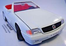 Mercedes-Benz 500SL Cabrio von Guiloy im Maßstab 1:20 nicht 1:18 !! Modellauto