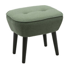 Fabric Dressing Table Chair Vanity Stool Pouffe Seat Stool Dining Chairs Bedroom