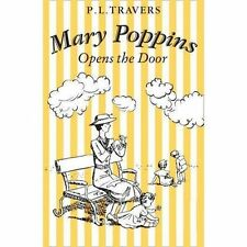 Mary Poppins Opens the Door (Mary Poppins 3), Excellent Condition Book, Travers,