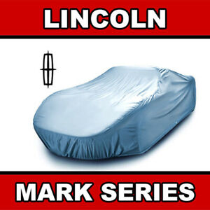 [LINCOLN MARK-SERIES] CAR COVER ☑️ All Weather ☑️ Waterproof ☑️ Best ✔CUSTOM✔FIT