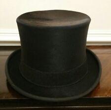 Vintage Lock & Co Rabbit Fur or Silk? Top Hat Size UK 7 1/8 US 7 1/4, EU 58cm