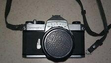 Pentax Spotmatic 35mm Film Camera with Super Takumar 1:1.4 / 50mm Lens