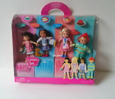 BARBIE Dolls **I CAN BE DRESS UP SET**  Kelly Tommy NEW