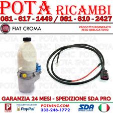 POMPA ELETTROIDRAULICA - SERVOSTERZO FIAT CROMA + CABLAGGIO