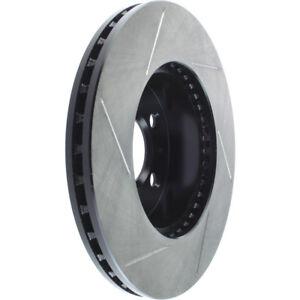 Disc Brake Rotor-Sport Slotted Brake Disc Front Left Stoptech 126.61047SL