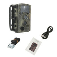 MagiDeal 1080P Wild MMS GPRS Scouting Hunting Trail Photo Trap Camera HC800M