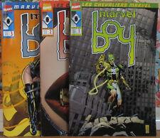 Marvel Boy / Série Complète / 3 Albums / TBE / Marvel France / Comics