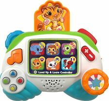 LeapFrog Level Up and Learn Controller (Green), Learning Toy with Sounds and Col