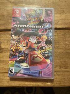 Mario Kart 8 Deluxe (Switch, 2017)