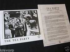TEA PARTY 'EDGES OF TWILIGHT' 1995 PRESS KIT--PHOTO