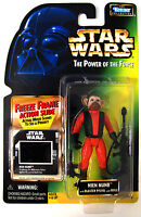 Star Wars Power Of The Force Nien Numb Action Figure Kenner 3.75""