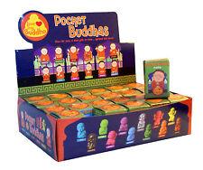 Pocket Buddha Buddhism 24 Mini Figure Figurine Toy Series 1 with Counter Top Box