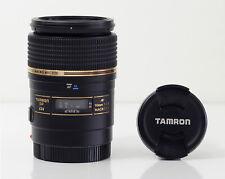Lente TAMRON 90 mm macro sp af di Sony Alpha DSLR a-Mount 65 68 77 99 900 580