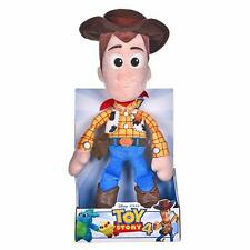 "OFFICIAL BRAND NEW 10"" BOXED TOY STORY 4 WOODY SOFT PLUSH TOY"