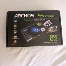 Archos 43 Vision Video Player