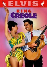 NEW DVD - ELVIS PRESLEY - KING CREOLE - CAROLYN JONES ,WALTER MATTHAU ,5.1 AUDIO