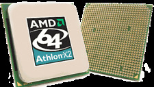 PROCESSORE SOCKET AM2+ AMD ATHLON DUAL CORE 64 X 2_7750_2,70 GHZ - BLACK EDITION