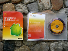 Microsoft Office Home and Student 2010 Retailversion mit DVD 3 Lizenzen