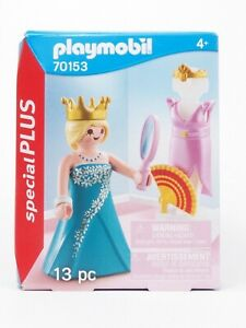 Playmobil special PLUS 70153 Prinzessin mit Kleiderpuppe komplett& neuwertig OVP